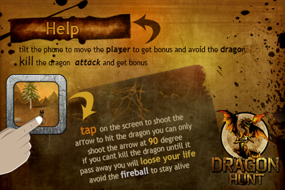 Screenshot Dragon Hunt