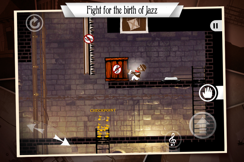 Screenshot Jazz: Trump's Journey Review