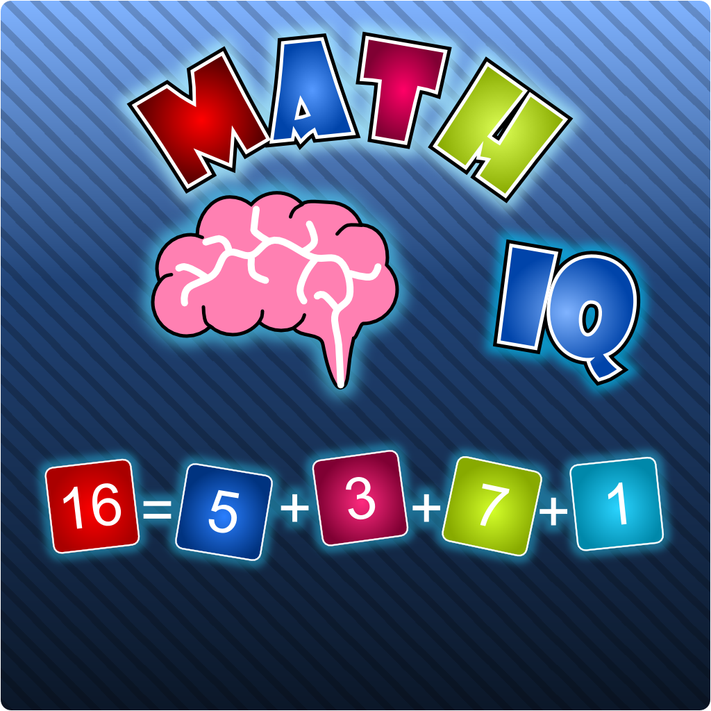 Academy Of Math - Addition And Subtraction Of Negative Numbers, Increase Your IQ Brain Power