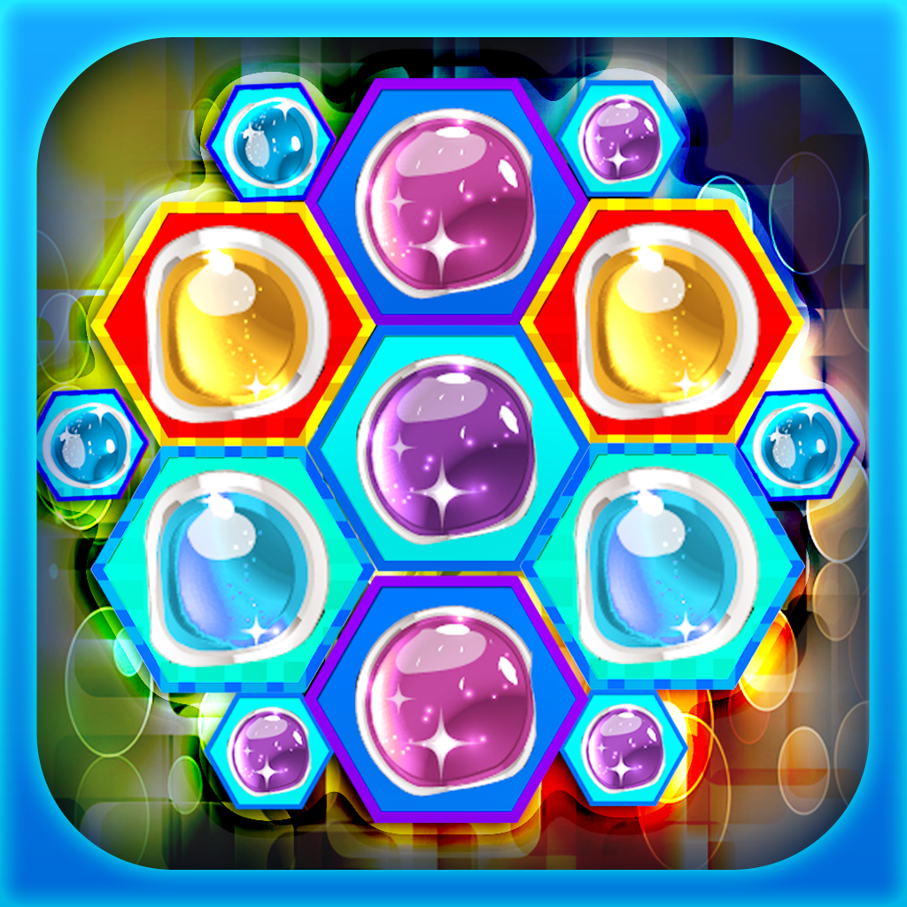 Addictive Gem Match Mania - Free Puzzle Games